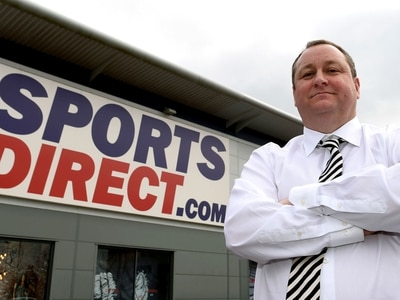 Sports Direct takes a hit from House of Fraser rescue