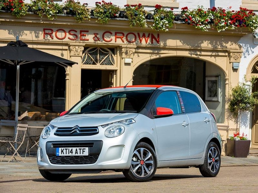 UK drive: The Citroen C1 is a perfectly decent and charming city car