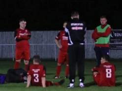 Market Drayton Town boss Martyn Davies looks to new signing to solve goal woes