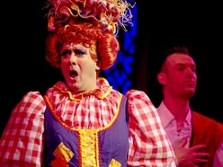 Thousands of tickets already sold for next year's Shrewsbury panto