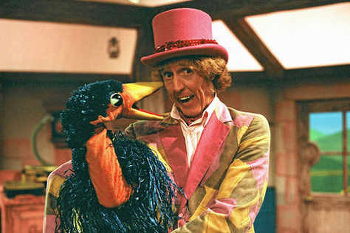The Unforgettable Rod Hull Provides Trip Down Memory Lane Shropshire Star