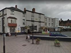 Joke outside Shrewsbury Hotel led to 'sickening' town centre brawl