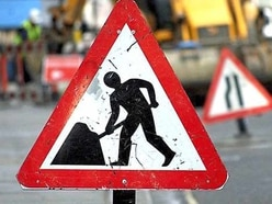 Road out of Newport to be shut for three weeks for electricity work