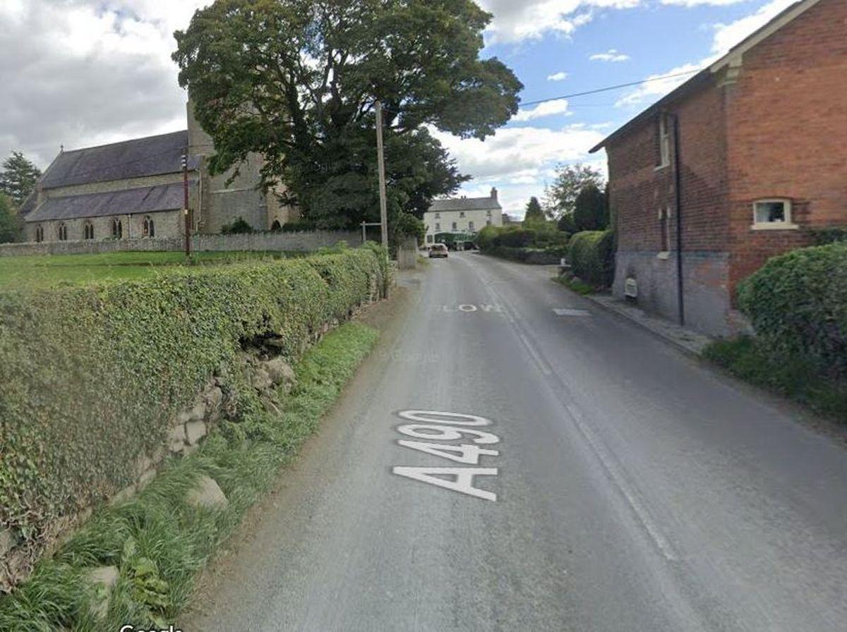 Chirbury in south Shropshire. Photo: Google
