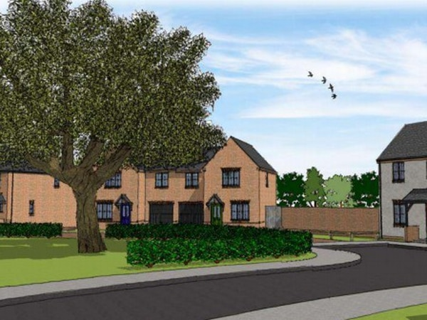 Plans for 54 new rental homes at old Telford college