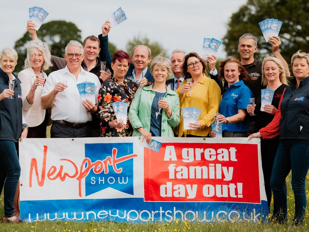 Countdown on to this year's Newport Show