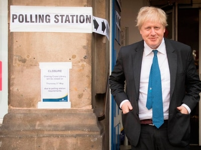 Comment: Election plunge would be a bold move for Boris