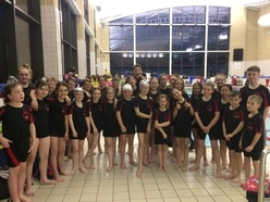 Swimmers leading club back into light