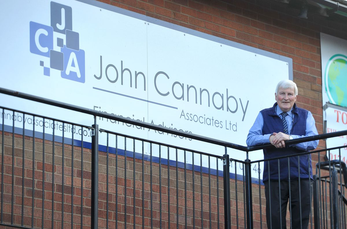 John Cannaby bids farewell to his time at John Cannaby Associates