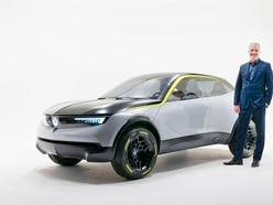 Up close with the Vauxhall GT X Experimental Concept