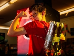 Counting down to space-themed fun at Market Drayton library