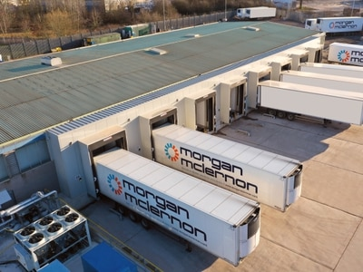 Ireland logistics specialist Morgan McLernon expands with new Telford site