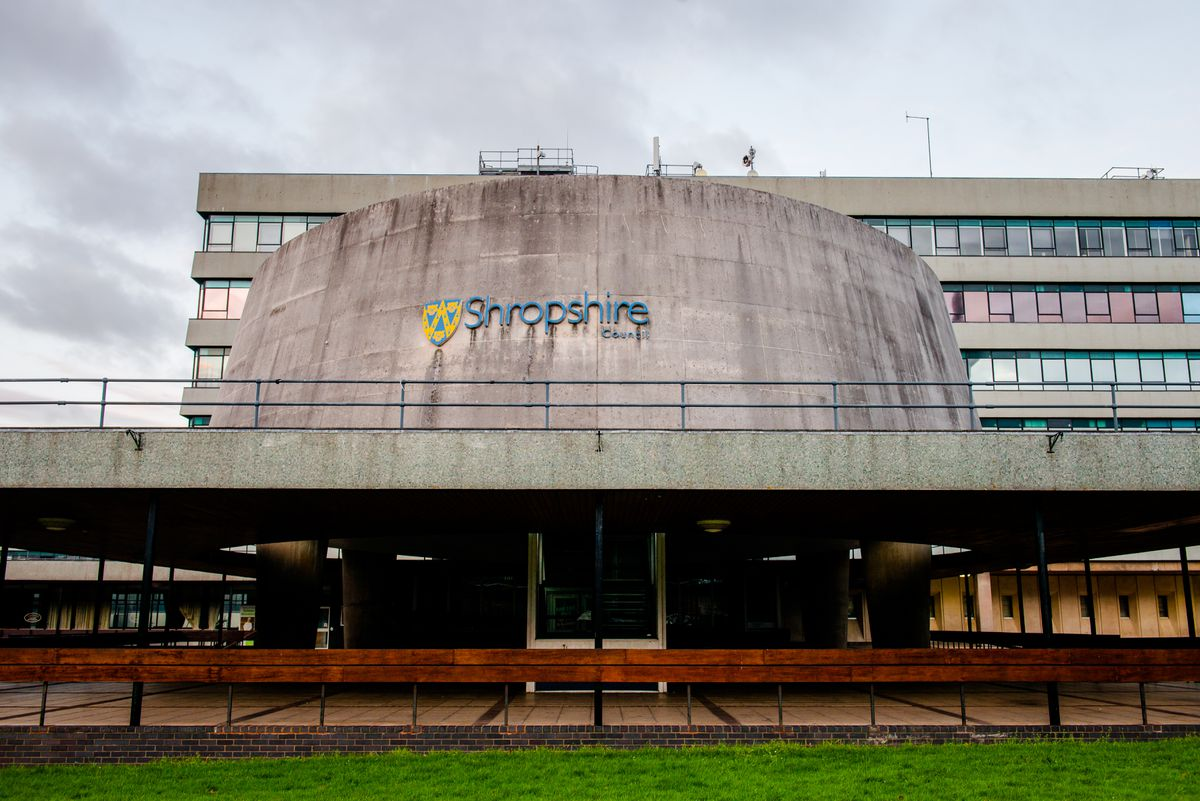 The inquest concluded at Shirehall in Shrewsbury this week