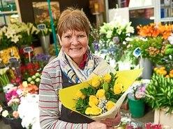 That's stall, folks: Shrewsbury market florist Lin retires