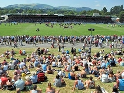 Not too hot to trot at showground as Royal Welsh Show keeps visitors cool