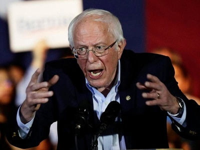 Moderates hustle to blunt Sanders's momentum after Nevada win