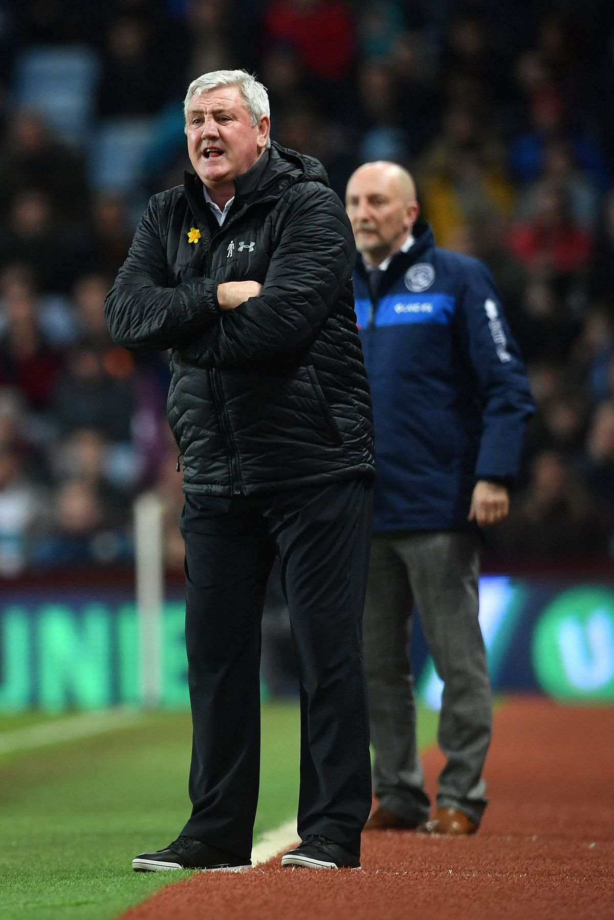 Steve Bruce's promotion push has been halted after two losses on the bounce.