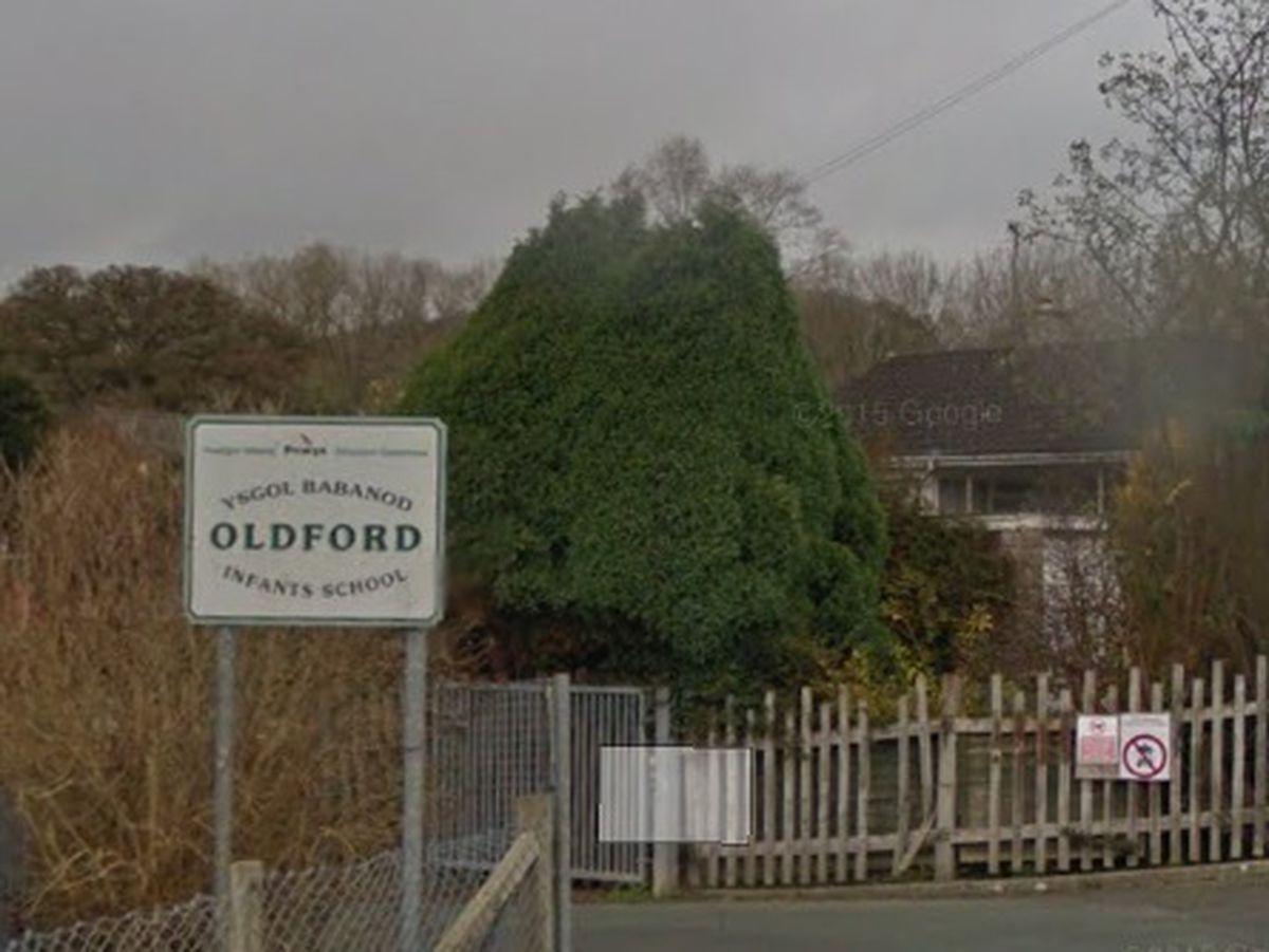 Oldford Road School Site in Welshpool