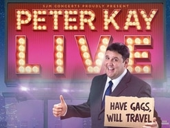 Peter Kay: Third date added at Arena Birmingham