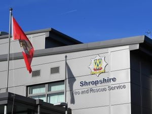 Shropshire Fire and Rescue Service has said ambulance crews could use its stations for rest stops