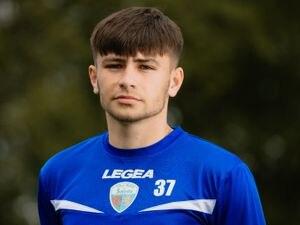 Footballer Josh Bailey from Telford