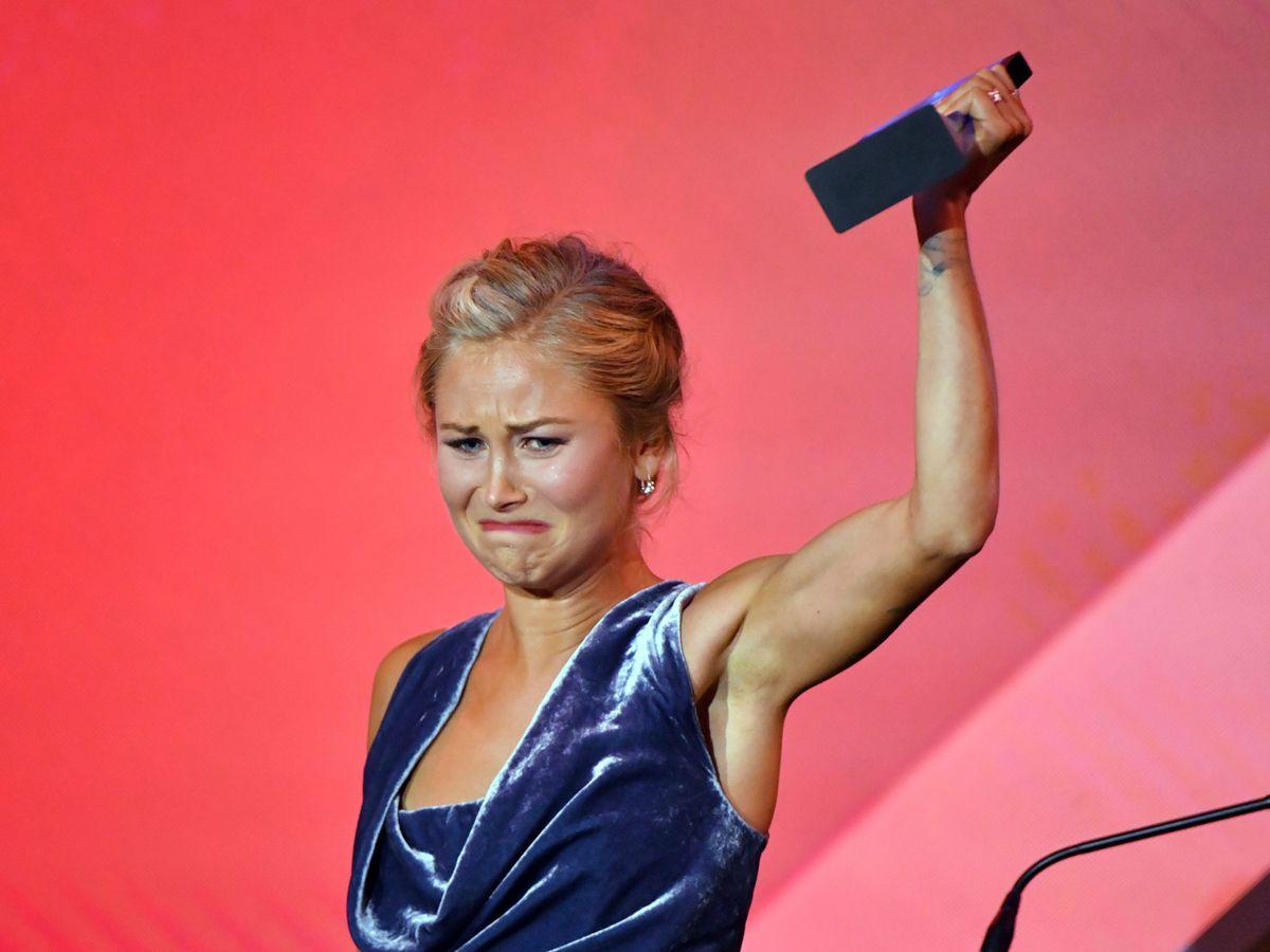 Australian of the Year winner Grace Tame