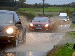 Flood alerts and ice warnings for Shropshire