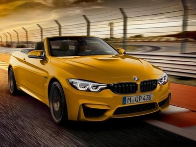 The BMW M4 Convertible Edition 30 Jahre is a birthday present to itself