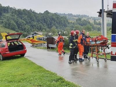 Three dead as lightning strikes in Poland's Tatra Mountains