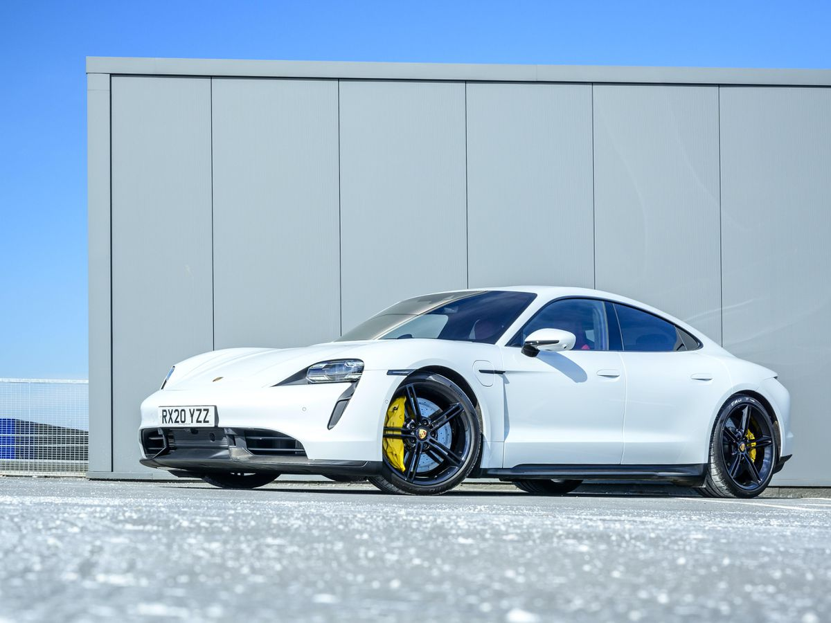 First Drive The Porsche Taycan Turbo S Is An Electric Four Door With Ballistic Performance Shropshire Star