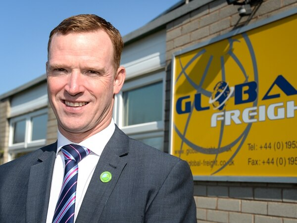Shropshire boss heads to Central America for global logistics conference
