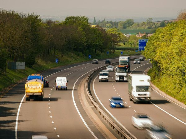 The depots cover roads in the county