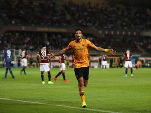 Jimenez scored Wolves' third (AMA SPORTS PHOTO AGENCY)