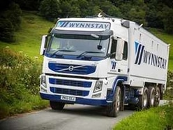HGV drivers strike in Mid Wales is suspended