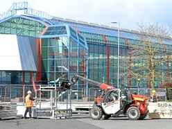 Birmingham NEC Nightingale Hospital prepares to open for patients