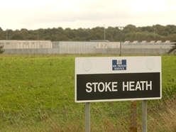 Shropshire jailbreak: Prisoner used bedsheets tied together in Stoke Heath prison escape attempt