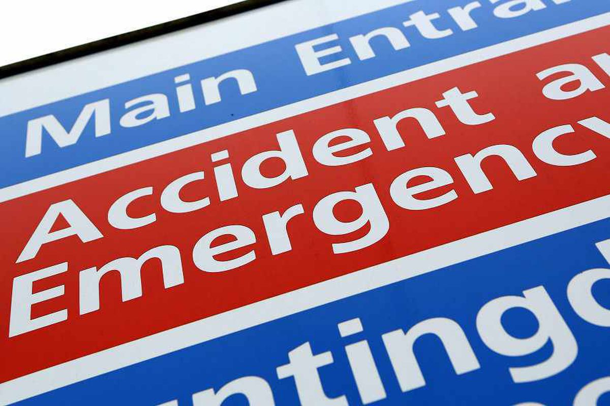 Police investigate 167 crimes at Shropshire and Mid Wales hospitals in the last three years