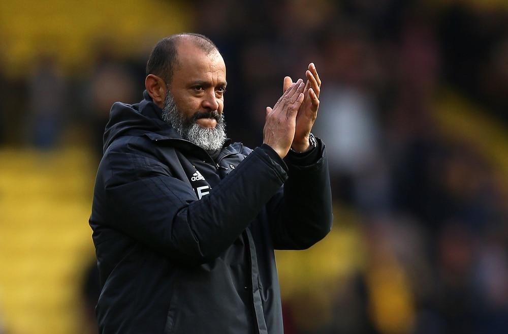Nuno expecting tougher season for Wolves