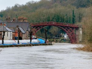 Ironbridge was battered by flooding in early 2020