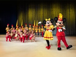 Disney On Ice skates into Birmingham with new show - review
