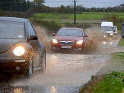 It's not over yet - more sleet and snow on the way for Shropshire