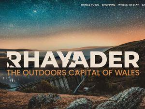 Branding - the rhayader.co.uk website