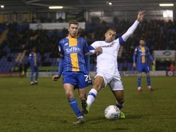 Shrewsbury Town 2 Tranmere 3 - Report and pictures