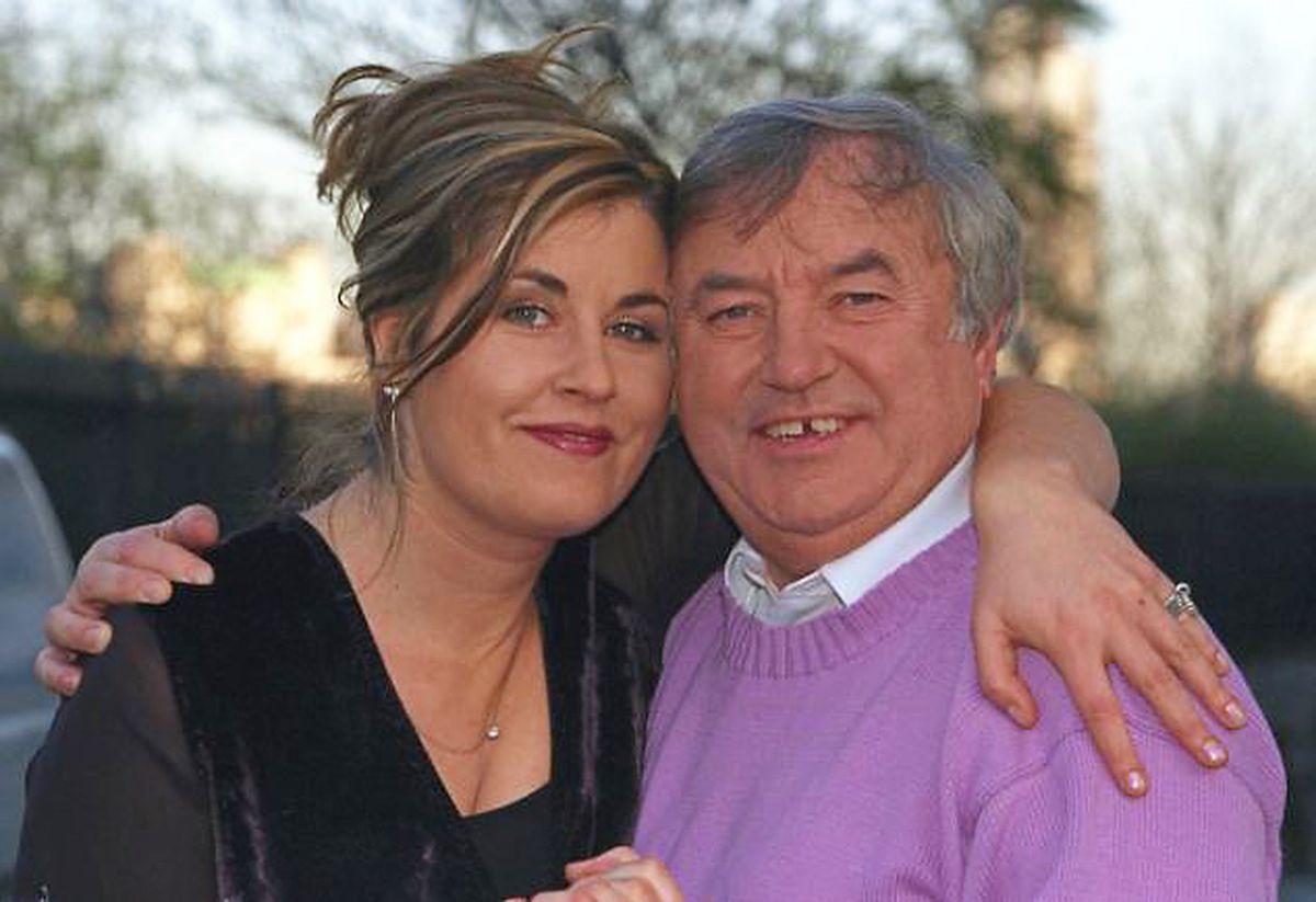 Big break – his daughter Liza is also a TV presenter