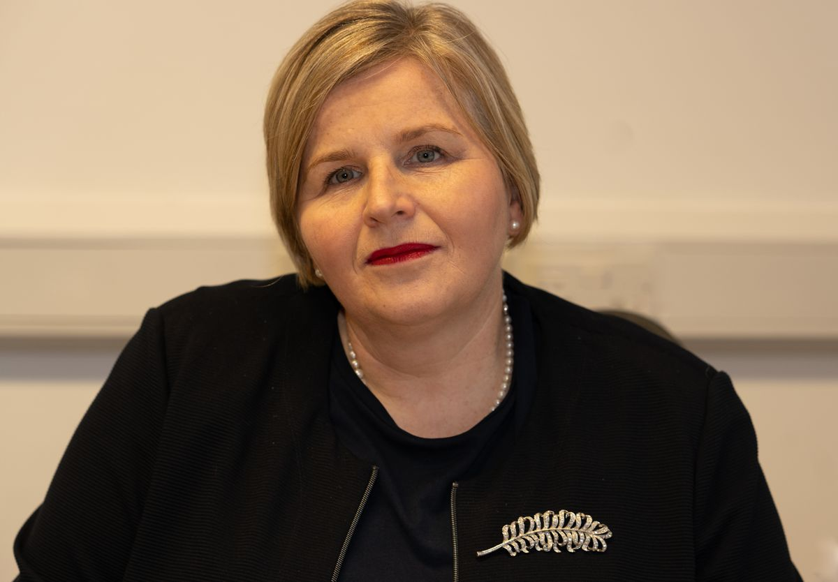 Donna Ockenden, who is leading the independent maternity inquiry