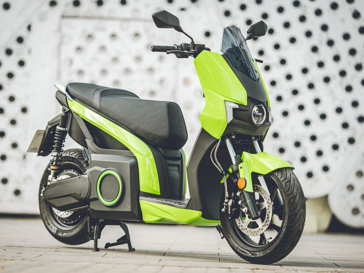Silence Scooter