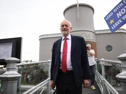 Corbyn vows to serve full term as prime minister if Labour wins election