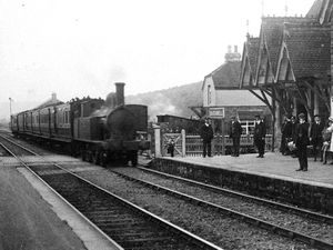 'All aboard!' How Shropshire railway station became family home