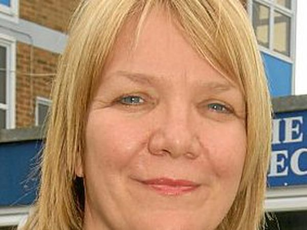 WORDS BY REPORTERS. Sarah Longville, new Headteacher of The Marches School, Oswestry.