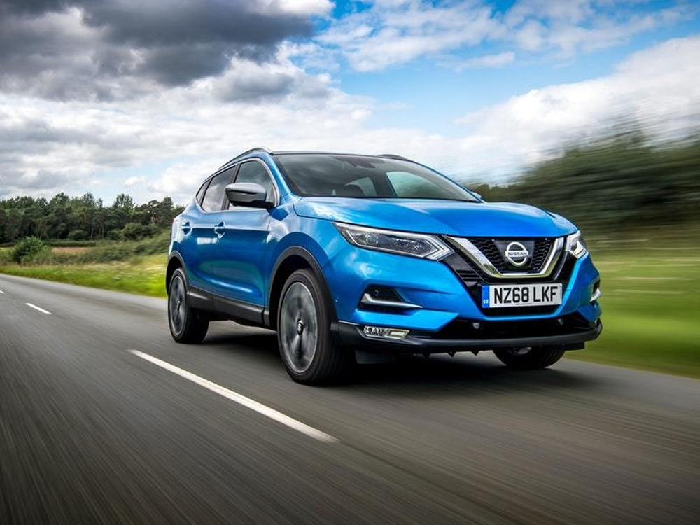 Nissan launches end-of-summer finance deals on 68-plate ...